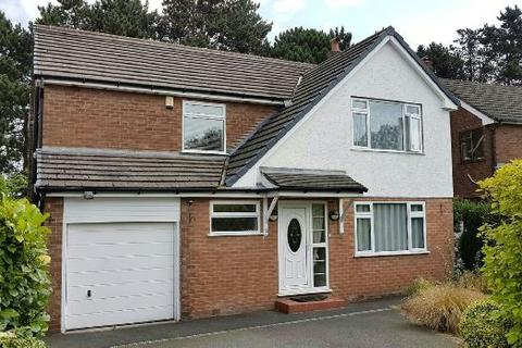 4 bedroom detached house to rent - Winchester Road, Hale