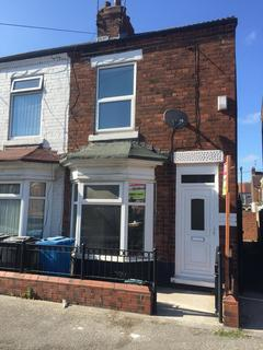 2 bedroom end of terrace house to rent - Belmont Street, Hull HU9