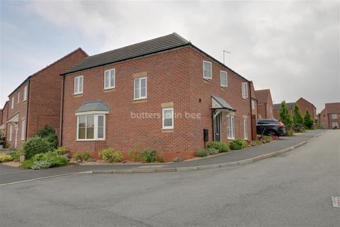 3 bedroom detached house to rent - Hollinwood Close, Norton Le Moors