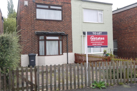 2 bedroom semi-detached house to rent - Colwall Avenue, Hull HU5