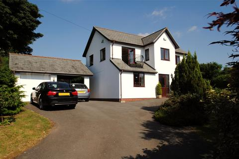 3 bedroom detached house for sale - South View, Bratton Fleming