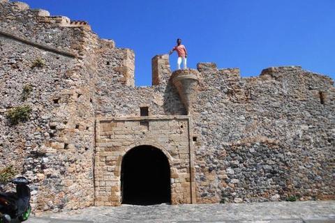 3 bedroom detached house  - House In A Byzantine Walled City, Castro Monemvasias, Monemvasia, Lakonia, Peloponnese