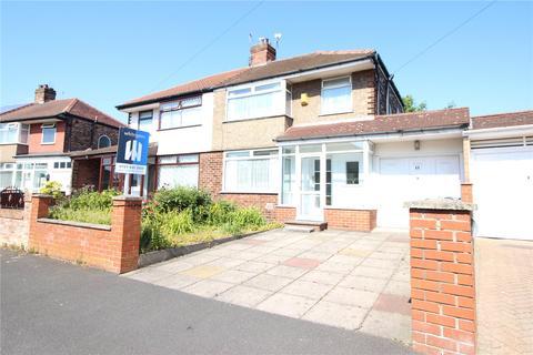 3 bedroom semi-detached house for sale - Ewart Road, Broadgreen, Liverpool, Merseyside, L16