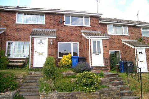 2 bedroom terraced house to rent - Rockingham Close, Allestree