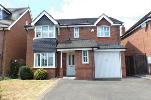 4 bedroom detached house for sale - Wheatmoor Road, Sutton Coldfield