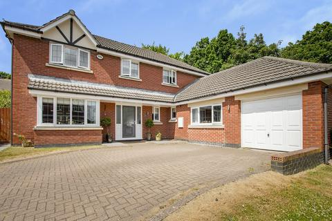 4 bedroom detached house for sale - 9 Ashfurlong Park, Dore, S17 3LD