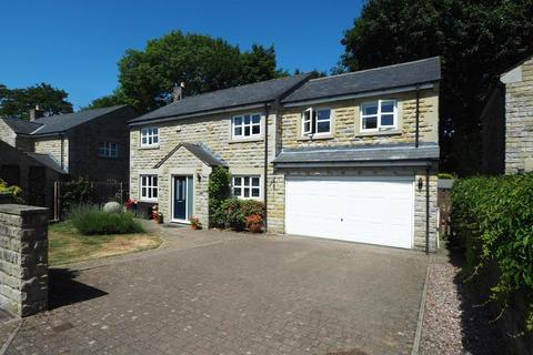 4 bedroom detached house for sale - Brookhouse Court, Hayfield, High Peak, Derbyshire, SK22 2PD