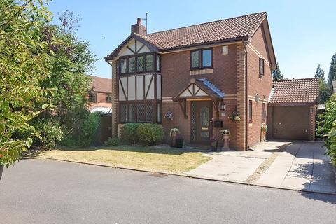 4 bedroom detached house for sale - The Orchards, Pickmere