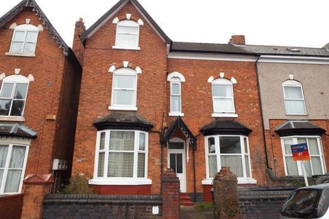 1 bedroom property to rent - 17 Stanmore Road, Edgbaston, Birmingham, B16 9ST
