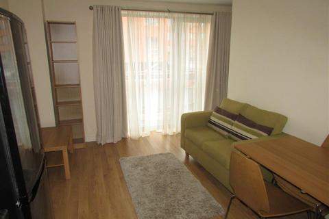 Studio to rent - Ahlux Court, Millwright Street, Leeds, LS2 7QQ