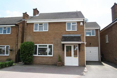 4 bedroom detached house for sale - Shilton Close, Shirley, Solihull