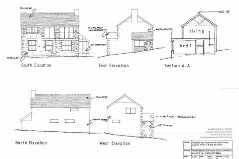 3 bedroom property with land for sale - Lower Quarter, Ludgvan, Penzance