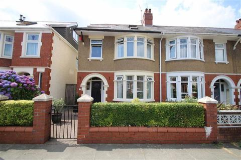 4 bedroom end of terrace house for sale - St. Agnes Road, Heath, Cardiff