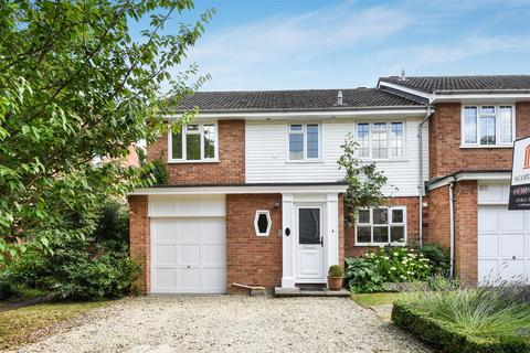 4 bedroom terraced house for sale - Cunliffe Close, Central North Oxford