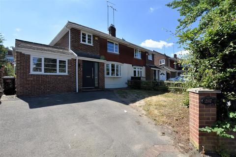 4 bedroom semi-detached house for sale - Overdown Road, Tilehurst, Reading