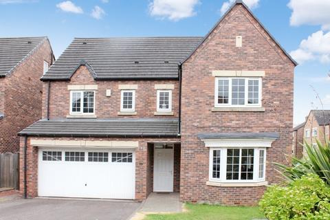 6 bedroom detached house for sale - 11 Academy Drive Tadcaster Road York YO24 1UJ