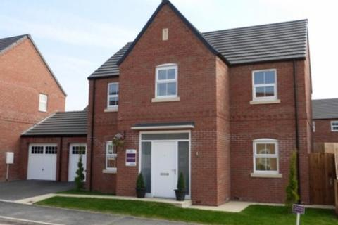 4 bedroom detached house to rent - Marris Way, Caistor