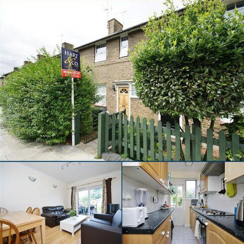 4 bedroom terraced house to rent - Braybrook Street, East Acton