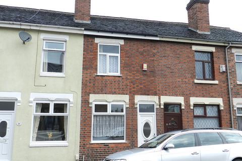 2 bedroom terraced house to rent - Nicholls Street, Stoke