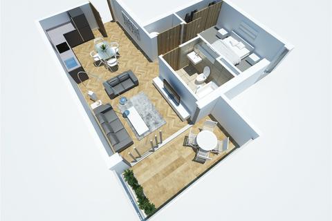 1 bedroom flat for sale - LightBox, MediaCityUK, Salford, Greater Manchester, M50