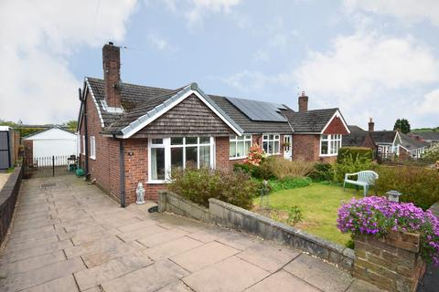 2 bedroom semi-detached bungalow for sale - Blythe Avenue, Meir Heath, ST3 7JY