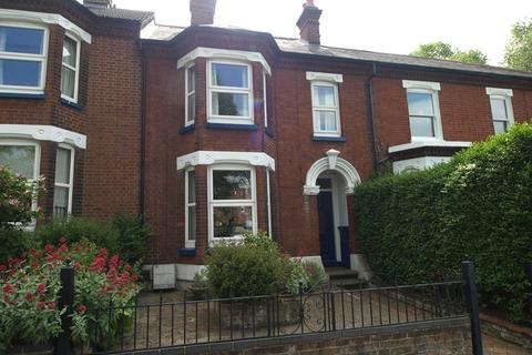 3 bedroom terraced house to rent - Constitution Hill, Norwich