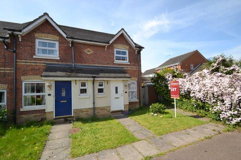 2 bedroom end of terrace house to rent - Desborough Way, Norwich