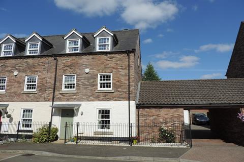 3 bedroom townhouse for sale - Roman Paddock, Harrold