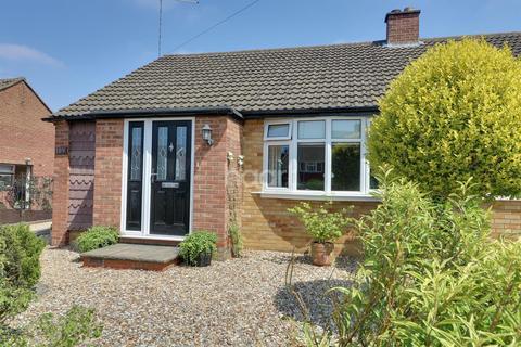2 bedroom bungalow for sale - Hinton Road, Kingsthorpe, Northampton