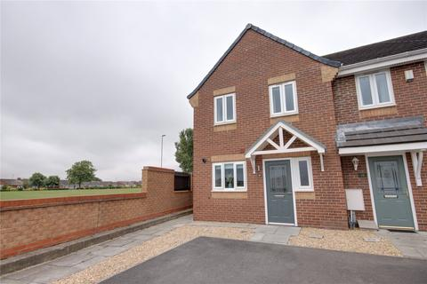 3 bedroom end of terrace house to rent - Summerfield Grove, Thornaby