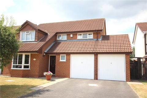 4 bedroom detached house for sale - Oldington Grove, Solihull, West Midlands, B91