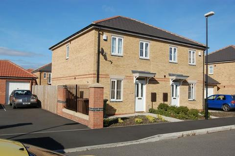 3 bedroom semi-detached house for sale - Lansbury Court, Longbenton