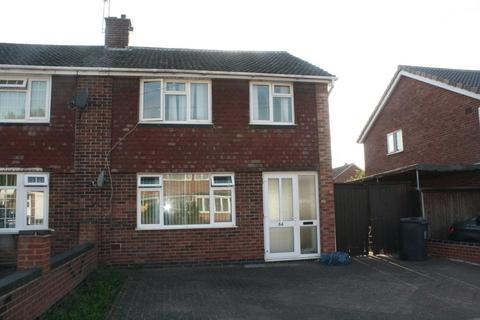 3 bedroom semi-detached house to rent - SHACKERDALE ROAD, WIGSTON, LEICESTER, LE2 6HS
