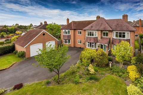 4 bedroom detached house for sale - Brienda`, 23 Stafford Road, Newport, Shropshire, TF10