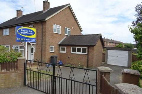 3 bedroom semi-detached house to rent - Middleton Road, Oswestry