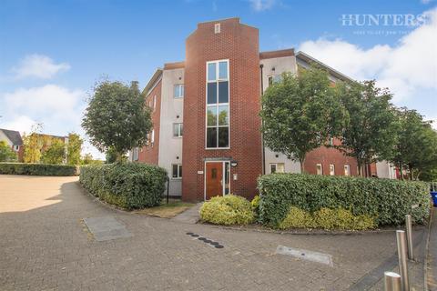 2 bedroom apartment for sale - Leigh Court, Saddlers Park , Burslem, ST6 4GP