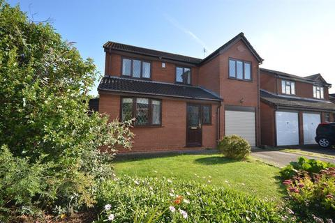 4 bedroom detached house for sale - Camelot Way, Narborough, LE19 3BT