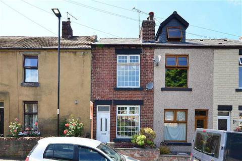 2 bedroom terraced house for sale - Burnaby Crescent, Sheffield, Yorkshire