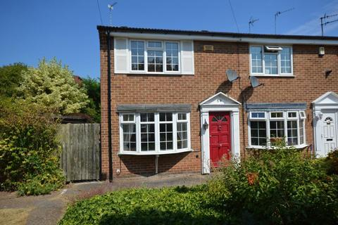 2 bedroom townhouse to rent - Northwold Avenue, West Bridgford