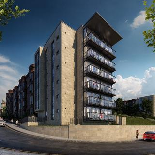 1 bedroom flat for sale - Buccleuch Street Development, Plot 8, Garnethill, Glasgow, G3 6UQ