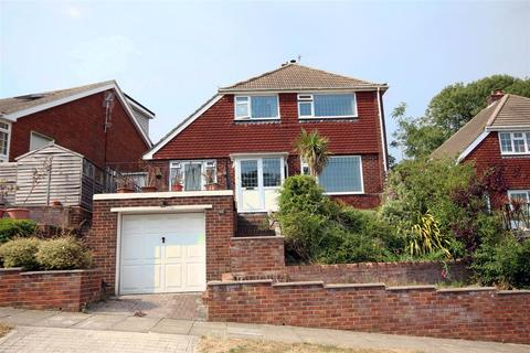 4 bedroom detached house for sale - Windmill Drive, Westdene, Brighton