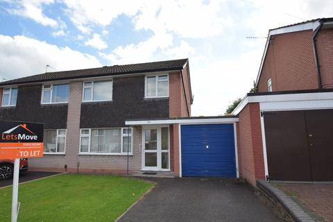 3 bedroom semi-detached house to rent - Meadow View Road