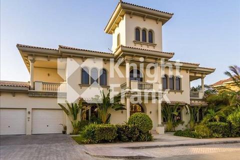 7 bedroom villa  - Signature Villa, Frond C, Palm Jumeirah