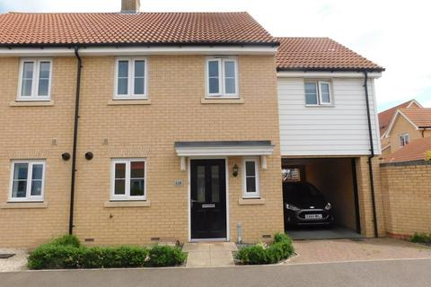 3 bedroom semi-detached house for sale - Buzzard Rise