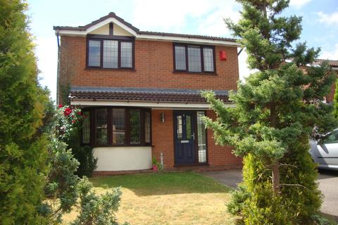 4 bedroom detached house to rent - Hartington Close, Dorridge, Solihull, B93 8SU