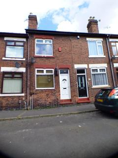 3 bedroom terraced house to rent - Capewell Street, Stoke-on-Trent, ST3 1JZ