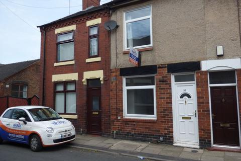 2 bedroom terraced house to rent - Samuel Street, Packmoor, Stoke-on-Trent, ST7 4SR