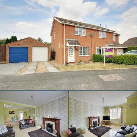 2 bedroom semi-detached house for sale - Wynndale Close, Kingsdown Park, Lower Stratton