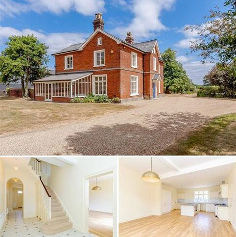 5 bedroom detached house to rent - Skippers Lane, Withersfield, Haverhill, Suffolk, CB9