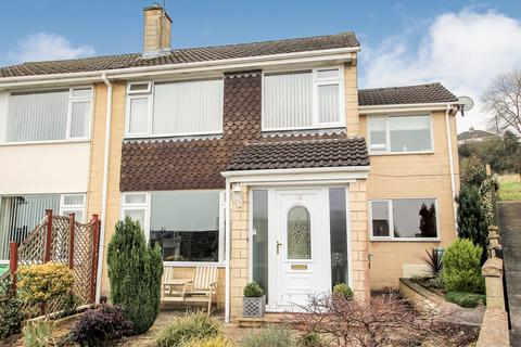 3 bedroom end of terrace house for sale - Edgeworth Road, Bath BA2